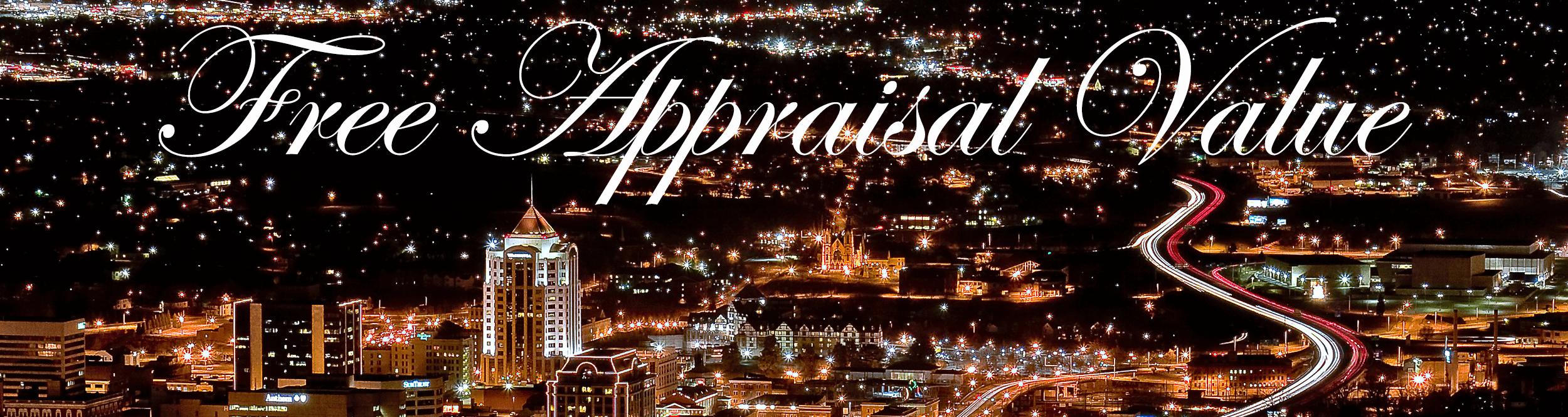 Appraisal Narrow image